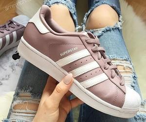addidas, brown, and cool image