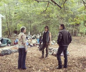 green, scene, and norman reedus image
