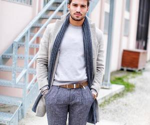 male model, men, and fashion image