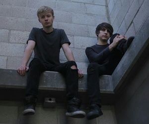 bad boys, grunge, and sam and colby image