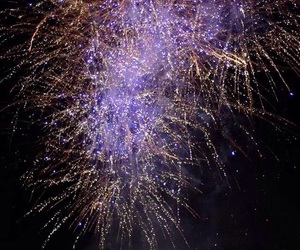 cool, fireworks, and party image