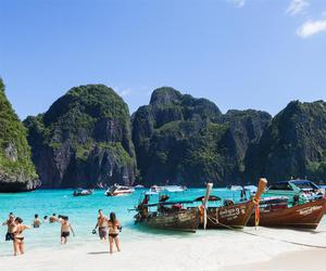 thailand and koh phi phi lee image