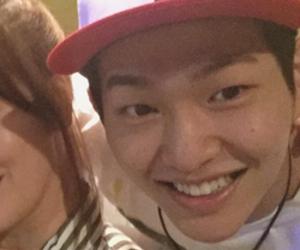 korean, Onew, and selca image