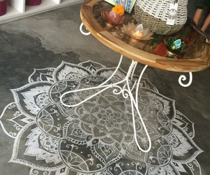 bali, bungalow, and candle image