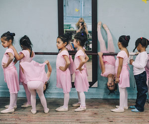 amazing, ballet, and child image
