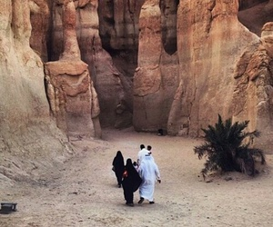 couples, nature, and sable image