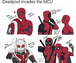 deadpool, Marvel, and ant-man image