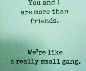 friends, quotes, and gang image