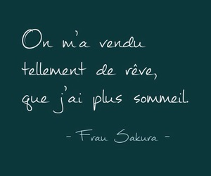reve, citation, and frenchquote image