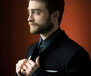 actor, harry potter, and daniel radcliffe image