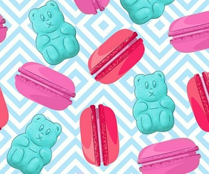 bear, candy, and gummy bear image