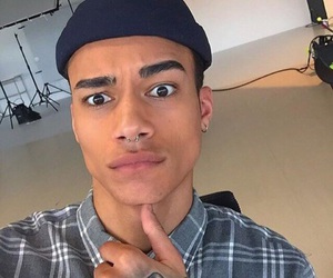 boy, tattoo, and reece king image