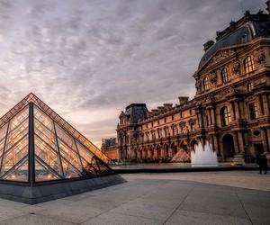 architecture, Dream, and paris image