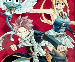 happy, fairy tail, and manga image