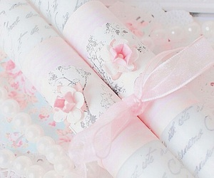 pastel, girly, and pink image