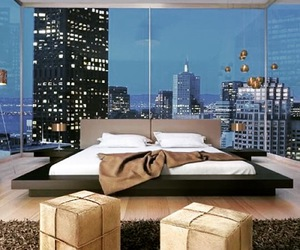 beds, furniture, and design image