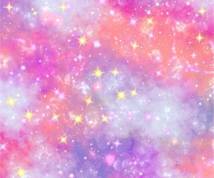 colorful, cosmos, and girly image