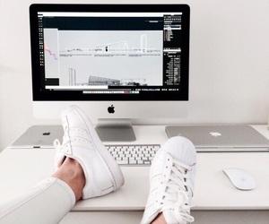 apple, adidas, and white image