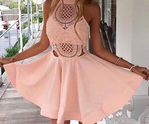 dress, fashion, and summer image