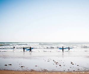 portugal, surf, and hang loose image