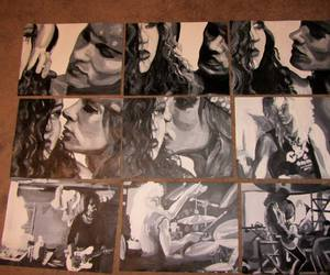 boys, sweet child o mine, and axl rose image