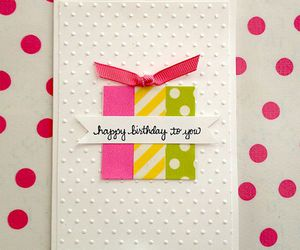 birthday, card, and ideas image