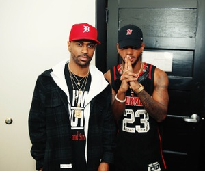 big sean and bryson tiller image