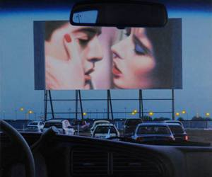 movie, grunge, and kiss image
