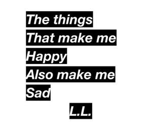 cut, quote, and sad image