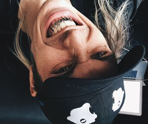 model, bradley soileau, and grillz image
