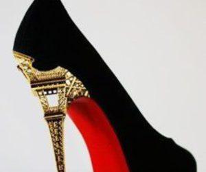 shoes, paris, and heels image