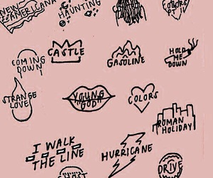 halsey, badlands, and songs image