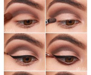 beauty, wedding ideas, and makeup image