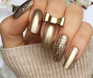beauty, style, and nailart image