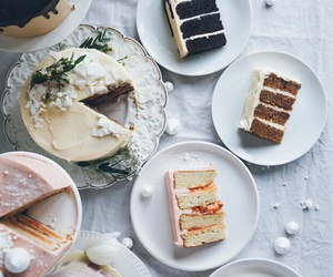 cake, food, and delicious image