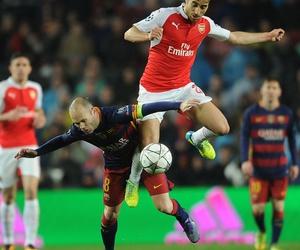 Arsenal and flamini image