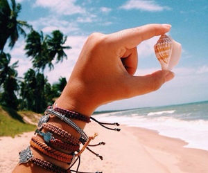 summer, beach, and tropical image