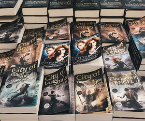 books, libros, and mortal instruments image