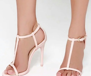 heels, style, and fashion image