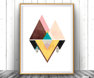 etsy, home decor, and poster image