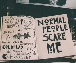 nirvana, coldplay, and grunge image