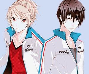 anime, manga, and prince of stride image