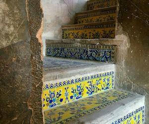 iran, iranian, and stairs image