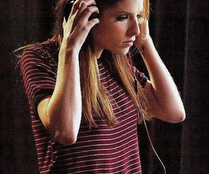 anna kendrick, pitch perfect, and beca mitchell image