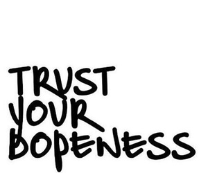 dope and trust image