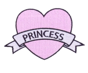 pink and princess image