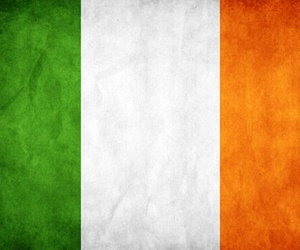 flag and ireland image