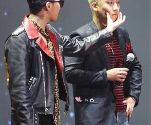 gd, seungri, and bigbang image
