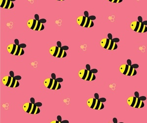 bee, hd, and wallpaper image