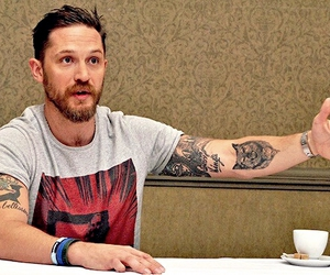 actor, tom hardy, and man image